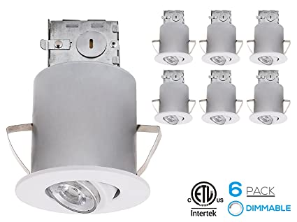 Recessed lighting kit 3 inch etl listed air tight ic housing recessed lighting kit 3 inch etl listed air tight ic housing white aloadofball Gallery