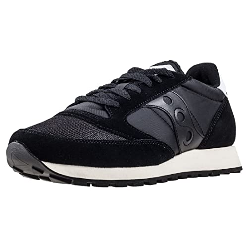 Mens Jazz O Vintage Cross Trainers, Black Saucony