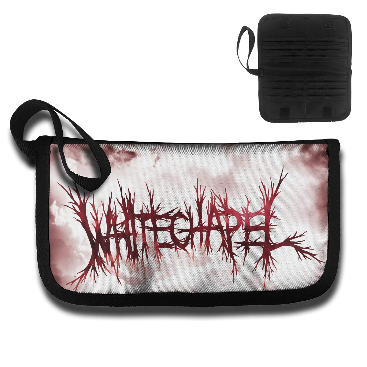 4.6oz KELTY S LANCE Whitechapel Fashion Unisex Card Bag,with A Handle,Travel Wallet
