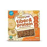 Happy Tot Organic Fiber & Protein Soft-Baked Oat