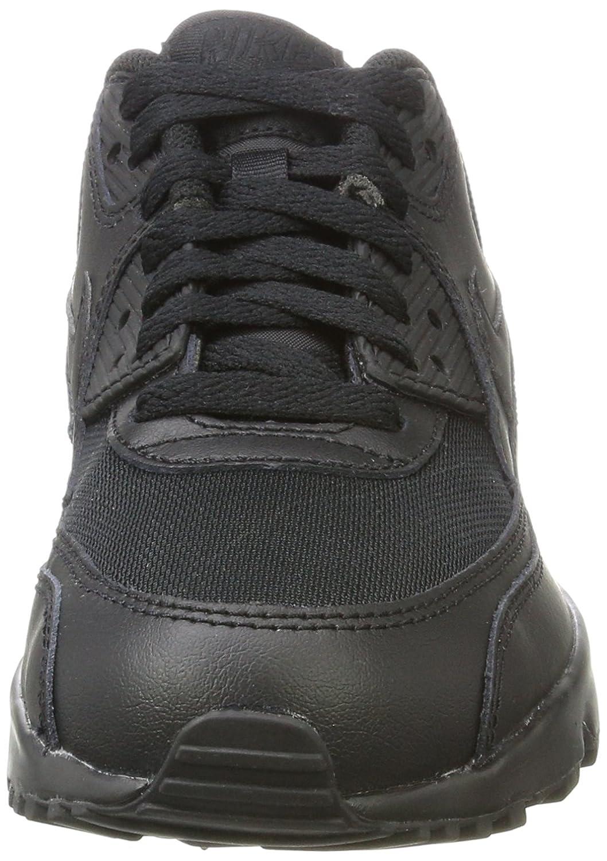 best loved ff827 eda2e Nike Air Max 90 Mesh Gs 833418-100 Kinder, Weiß Amazon.de Schuhe   Handtaschen