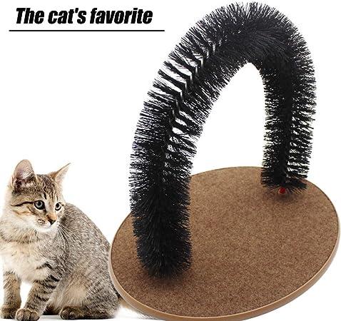 Huaaag Juguetes para Gatos, Mascotas Gato Trapo Pelo Juguetes Rascarse Masaje, Masaje Confort, Pelo Peine, Juguetes Favoritos De Gato, Juguetes para Mascotas: Amazon.es: Hogar