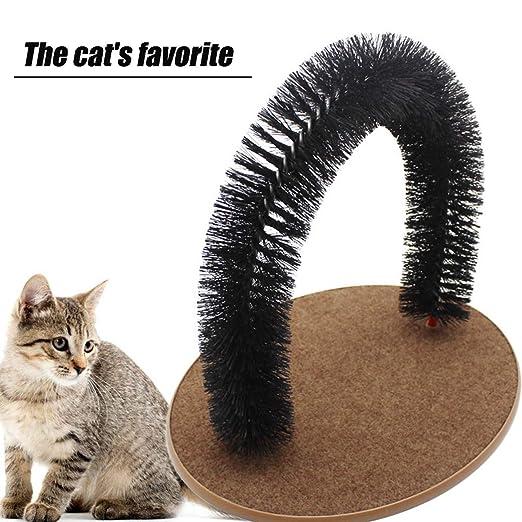 Huaaag Juguetes para Gatos, Mascotas Gato Trapo Pelo Juguetes ...
