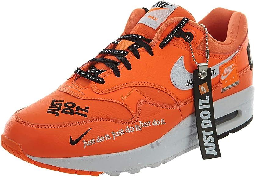Nike Wmns Air MAX 1 LX, Zapatillas de Gimnasia para Mujer, Naranja ...