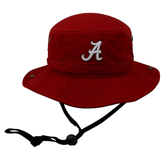 149e39e9563 Amazon.com   Top of the World NCAA Men s Bucket Hat Adjustable Team Icon    Sports   Outdoors