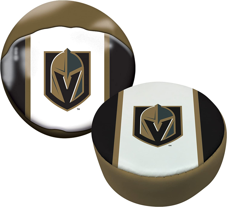 Franklin Sports NHL Golden Knights Soft Sport Ball & Puck Set : Sports & Outdoors