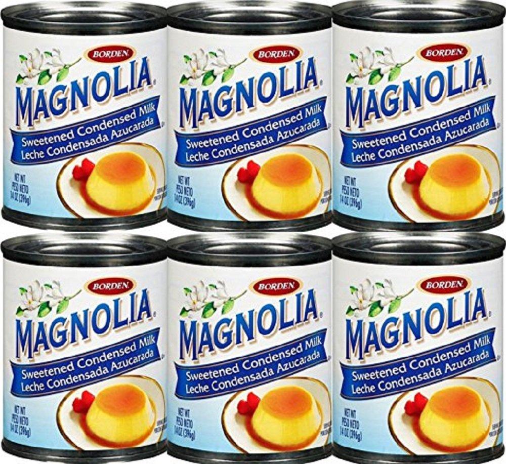 Magnolia Sweetened Condensed Milk 14 oz - 6 Cans