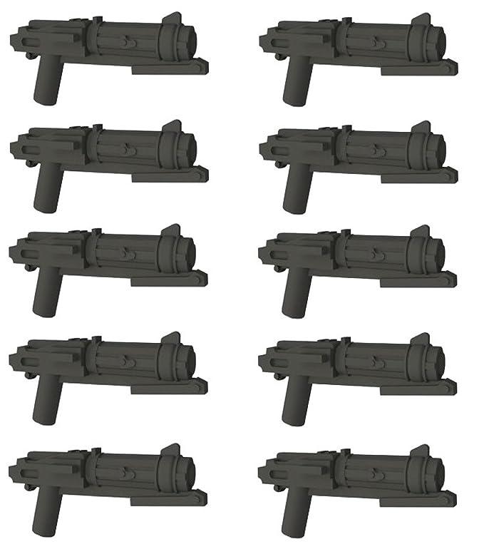 LEGO® Star Wars™/ Little Arms set des armes: 10x Clone Blaster pour les figures de Star Wars