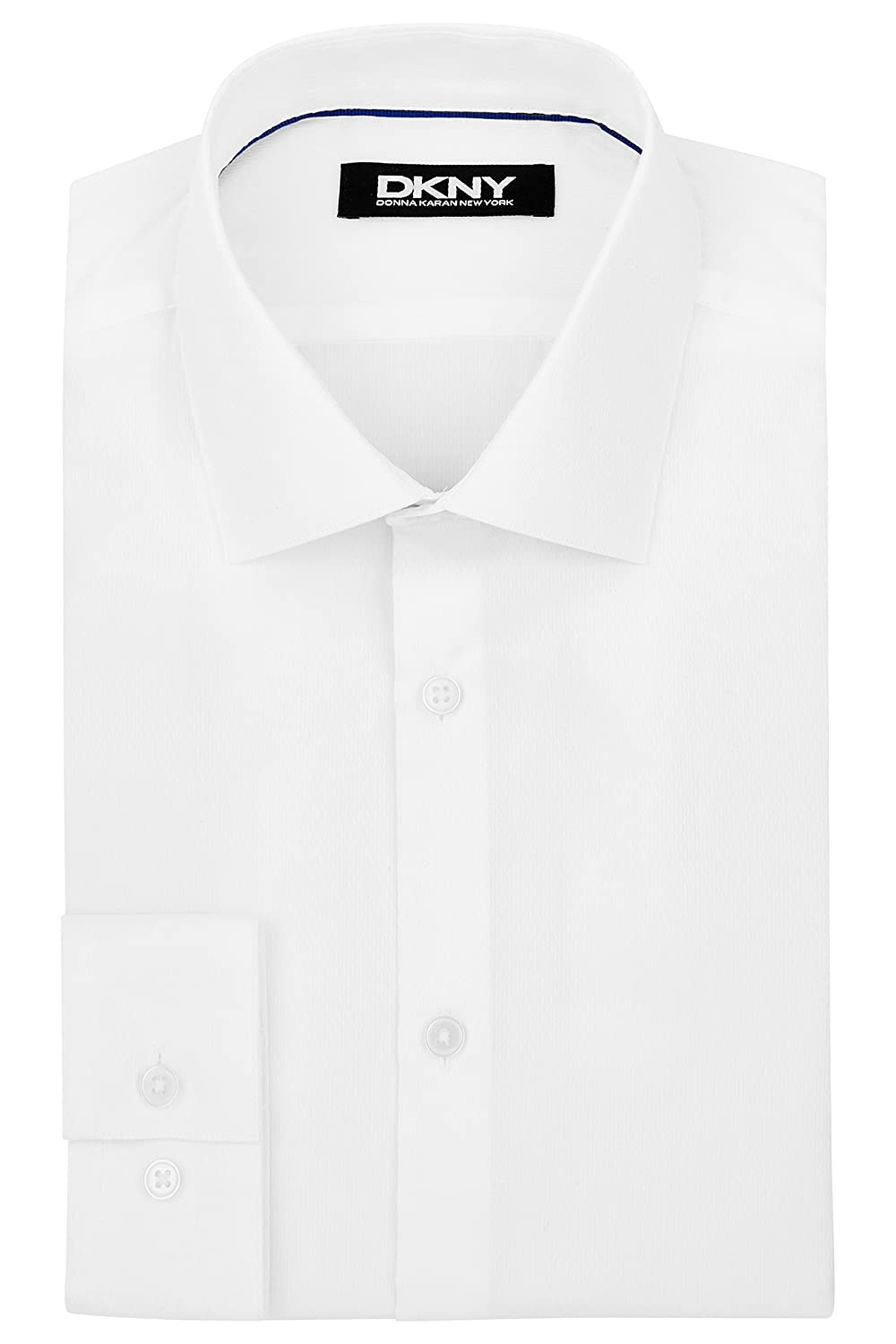 dkny men s slim fit white single cuff dobby texture shirt 16 5 in Women Perfume by Donna Karan dkny men s slim fit white single cuff dobby texture shirt 16 5 in amazon co uk clothing