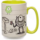 Disney Parks Mike Wazowski Art of Pixar Mug