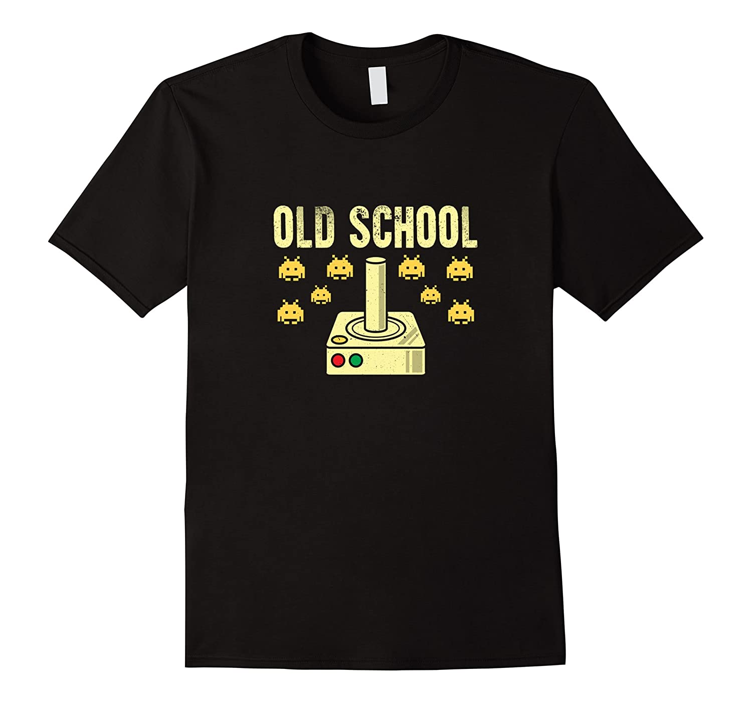 Old School Controller 80s Neon T-Shirt 80s Clothes Women Men-ANZ