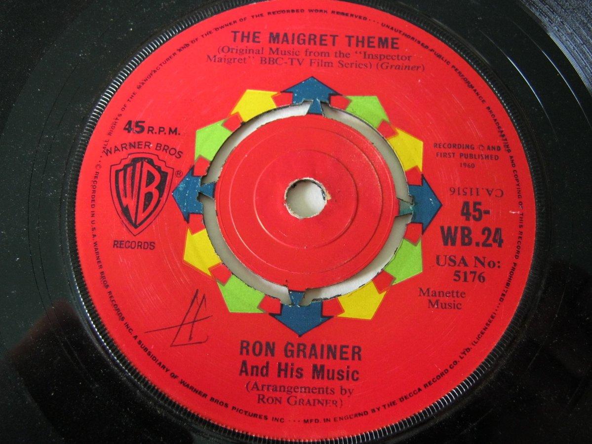 Grainer, Ron Maigret Theme 7