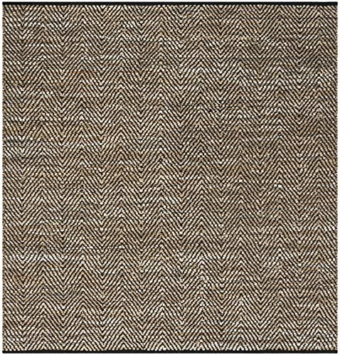 Safavieh Vintage Collection Beige Leather Square Area Rug