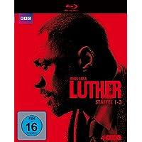Luther - Staffel 1-3 [Alemania] [Blu-ray]
