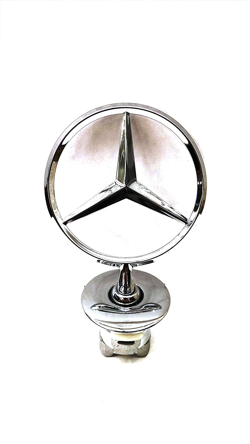 Genuine mercedes benz hood star for 2015 and newer c class for Mercedes benz s550 parts and accessories