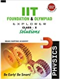 IIT Foundation - Physics - solutions - Class - 10