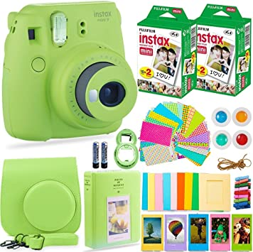 DEALS NUMBER ONE GREEN FUJI WITH 40 FILM product image 2