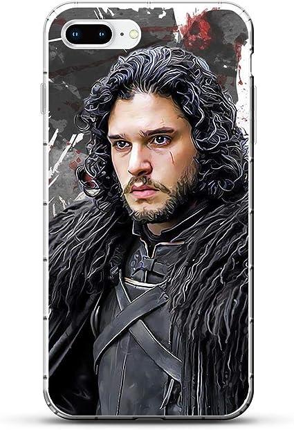 Game of Thrones Jon Snow 2 iphone case