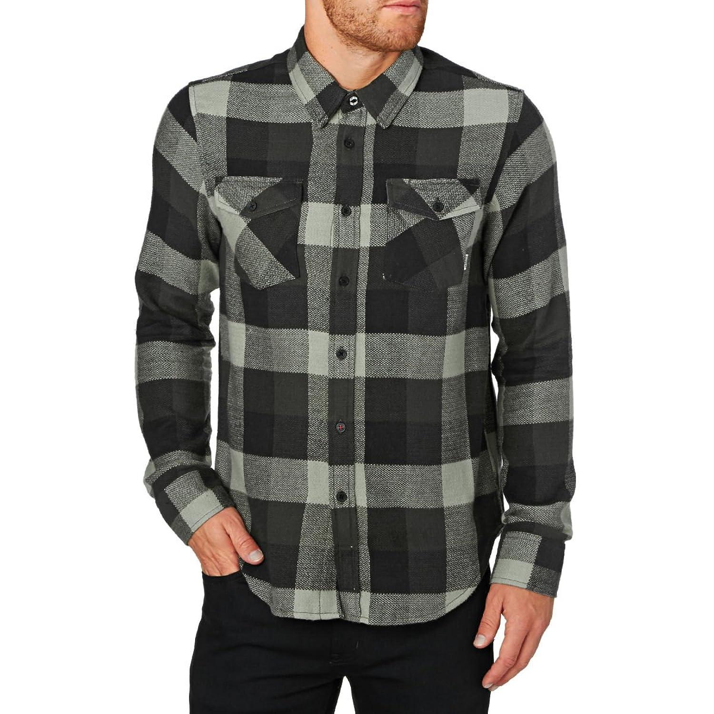 Element Shirts - Element Tacoma Flannel Shirt -...