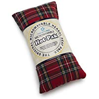Hot-Pak Microwavable Tartan Heat Pack With A Lavender Scent, 90 Second Warm Up, Royal Stewart