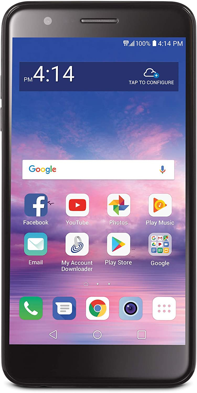 TracFone LG Premier Pro 4G LTE prepago Smartphone (Cerrado ...
