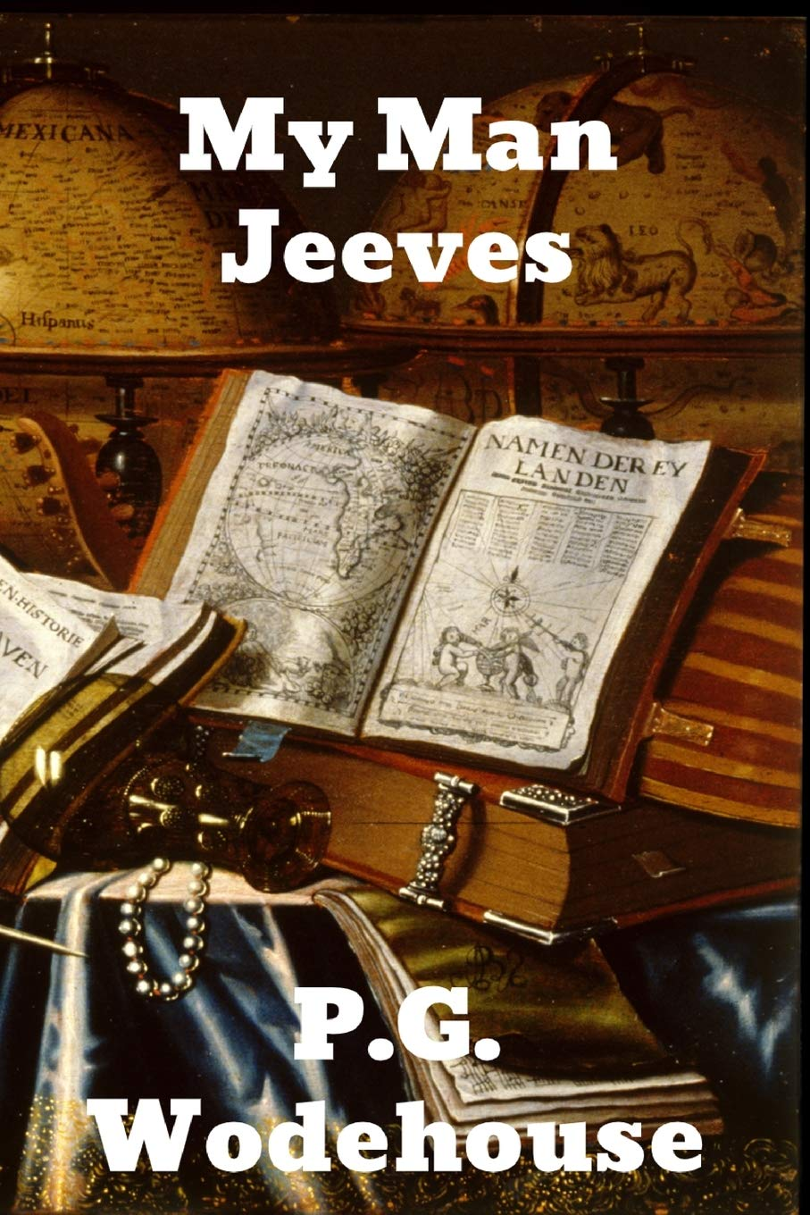 Cover: P. G. Wodehouse My man Jeeves