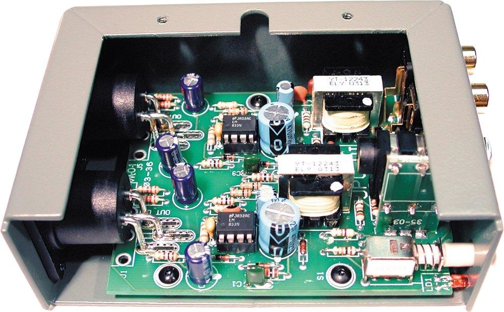 Direct Box Radial JPC 2 Channel Computer/AV/Consumer R800 1026