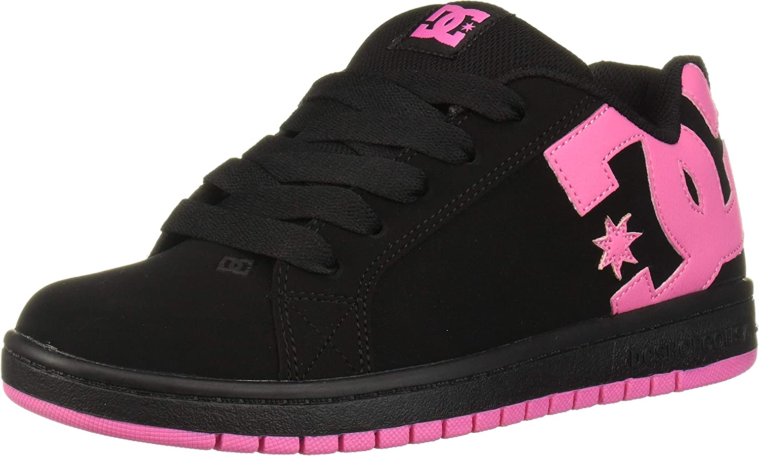 DC Kids Court Graffik Skate Shoe