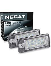 ngcat 3528 24 SMD LED Bombilla no Error Canbus licencia número placa lámparas de luz Canbus