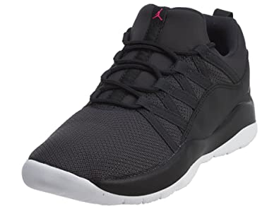 bd135e6361ad Girl s Jordan Deca Fly Basketball Shoes Anthracite Hyper Pink-Black-White  12C