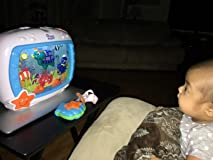 Baby loves it! All the benefits of a real aquarium without the maintenance