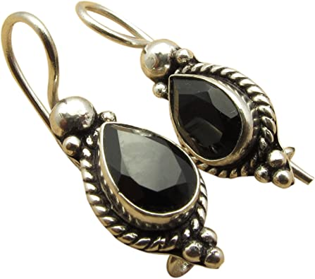 Natural Black Onyx Gemstone 925 Sterling silver overlay Wholesale Lot Baby Rings
