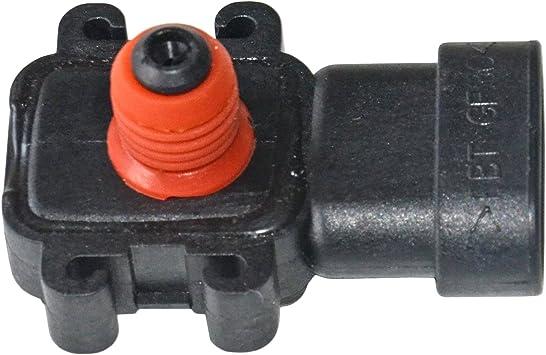 Manifold Absolute Pressure Sensor For Buick Cadillac GMC Chevy Pontiac 16187556 16258659