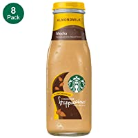 Deals on Starbucks Almond Milk Frappuccino, Mocha, 13.7 Fl. Oz Starbucks Almond Milk Frappuccino, Mocha, 13.7 Fl. Oz