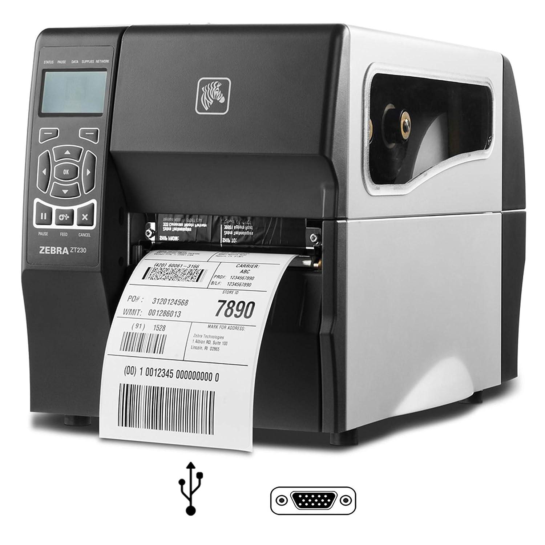 Zebra ZT230 - Impresora de Etiquetas (Transferencia térmica, 203 x ...