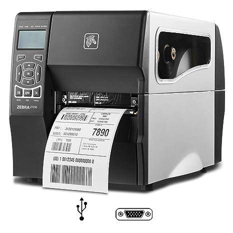 Zebra ZT230 - Impresora de Etiquetas (LCD, Negro, Color ...