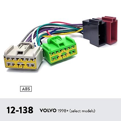 UGAR 12-138 Arnés para Volvo 1998+ (Seleccionar modelos): Amazon ...