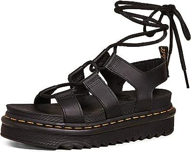 dr martens sandals platform