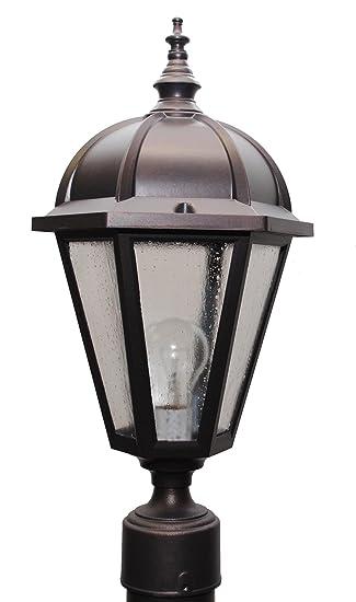 Melissa Lighting Outdoor Post Lantern K2450 Traditional from Kiss