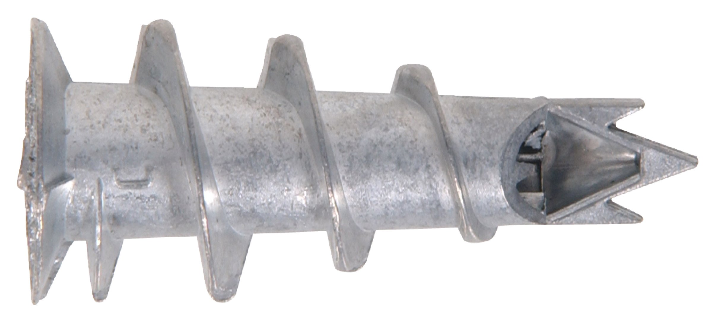 The Hillman Group 375319 Number-8 Wallboard Anchor, Zinc-Inch, 100-Pack