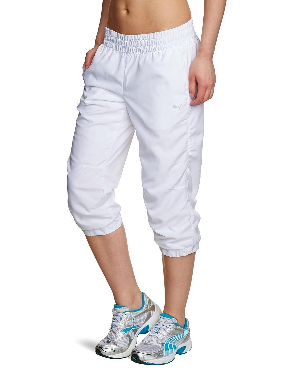 Puma Damen 3/4 Jogginghose ESS Woven Pants 823886 02
