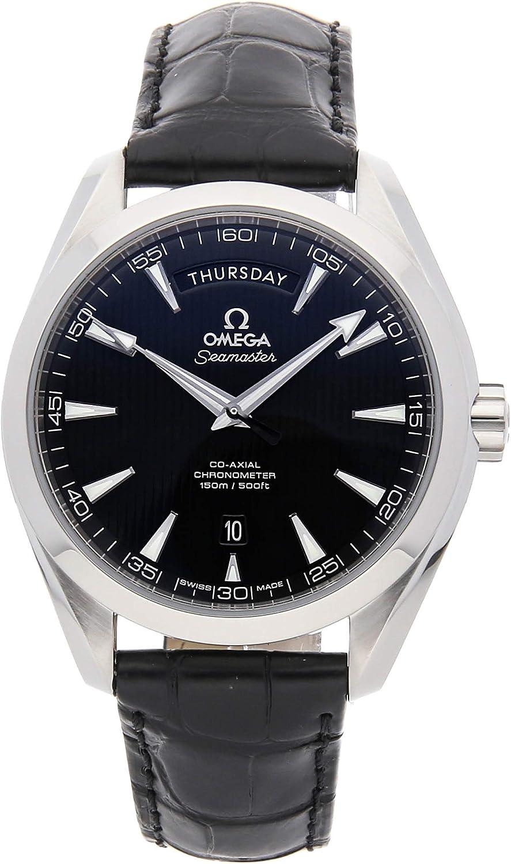 Omega Seamaster Aqua Terra 23113422201001 - Reloj automático para Hombre