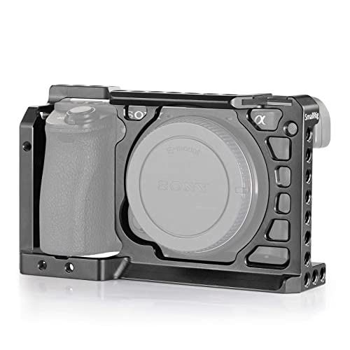 SMALLRIG a6500 Cage Stabibizer per Fotocamera Sony Alpha A6500 A6300 4K Digitale Mirrorless -1889