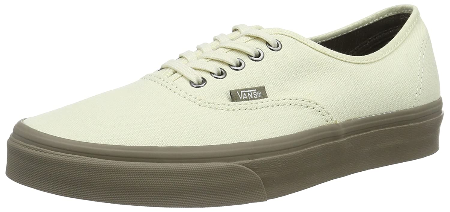 Vans Authentic B01I22CTWO 9 D(M) US|Cream/Walnut