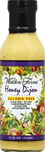 Walden Farms Honey Dijon calorie Free and 12 oz