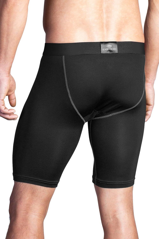 Give-N-Go Sport Mesh 9 Boxer Brief Mens Boxer Briefs ExOfficio Mens Underwear