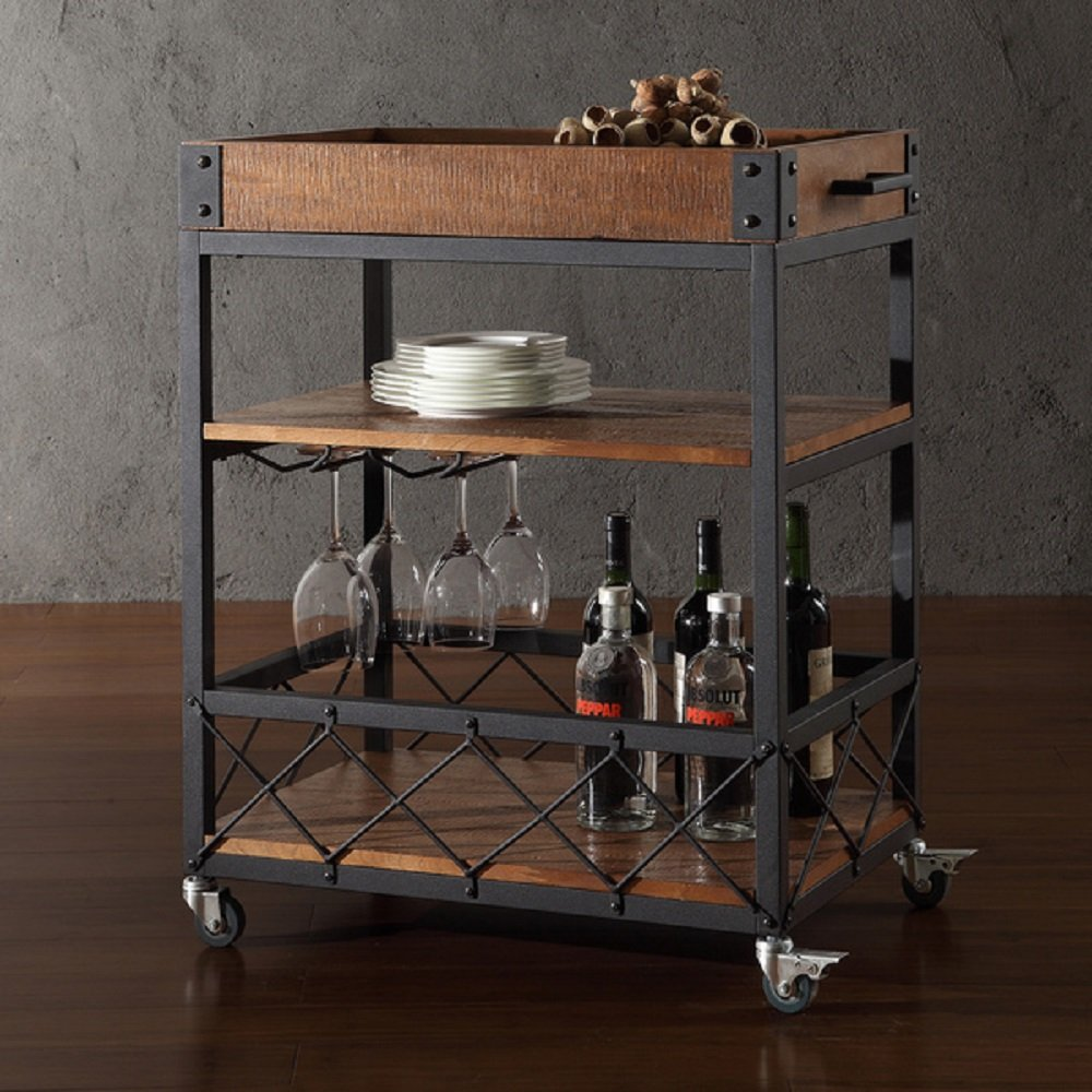 FineTailored Bar serving cart