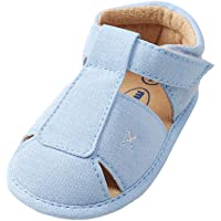 Bebé Niño Suela Blanda Sandalias Antideslizante Verano Zapatos