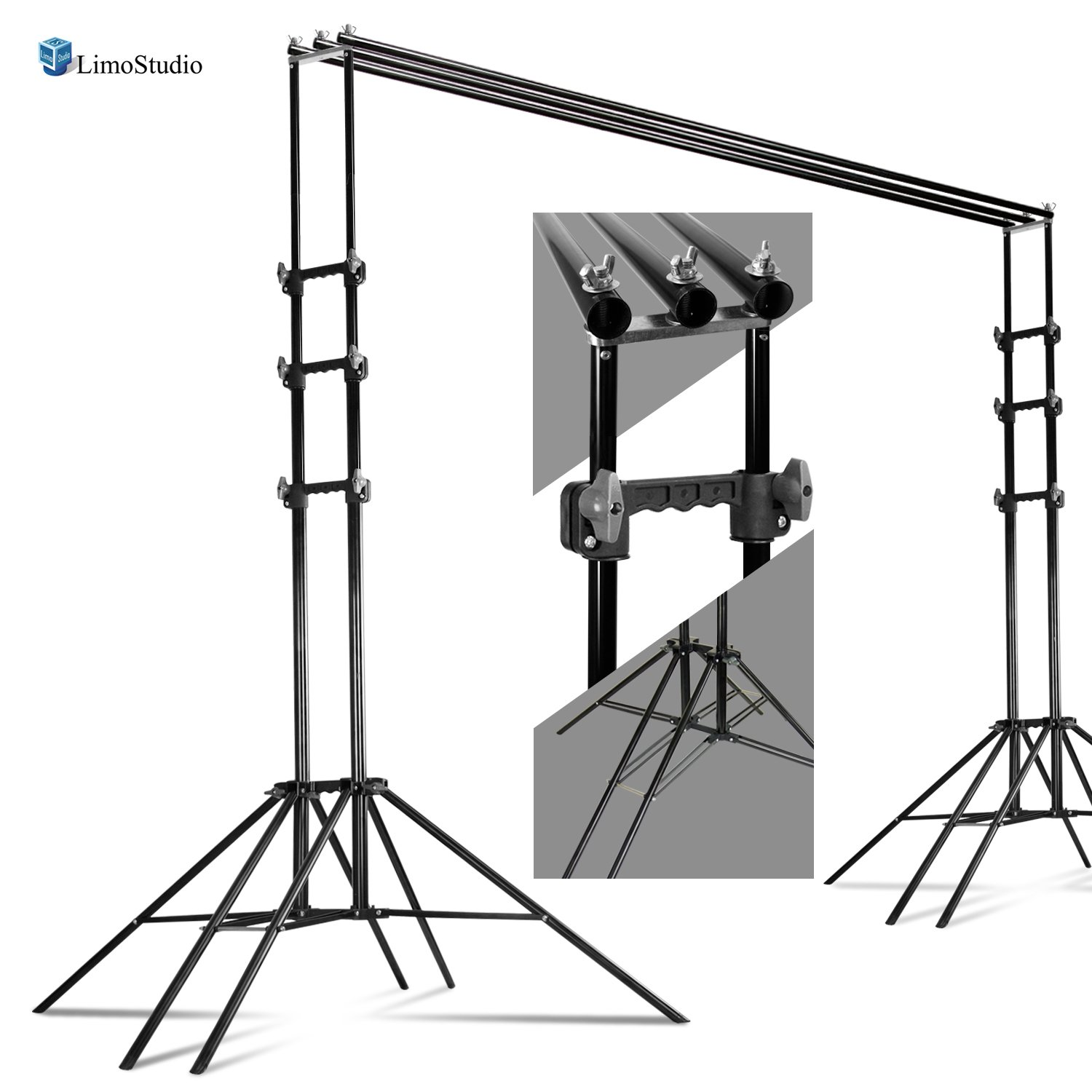 AGG1112_VARTE (Triple Backdrop Support System Kit)