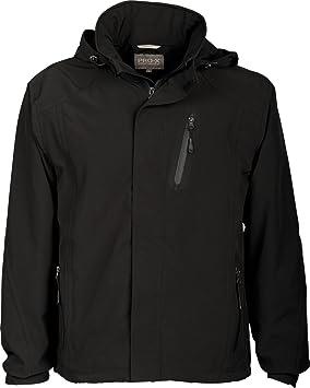 Pro-X Elements, chaqueta Boston Negro Pro de X, color , tamaño XXL